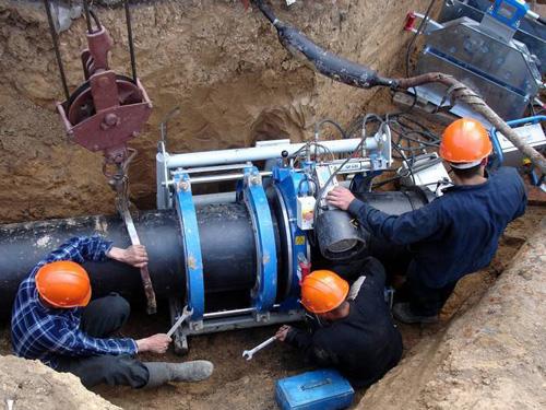 На газопроводах высокого давления в Костроме заменили запорную арматуру